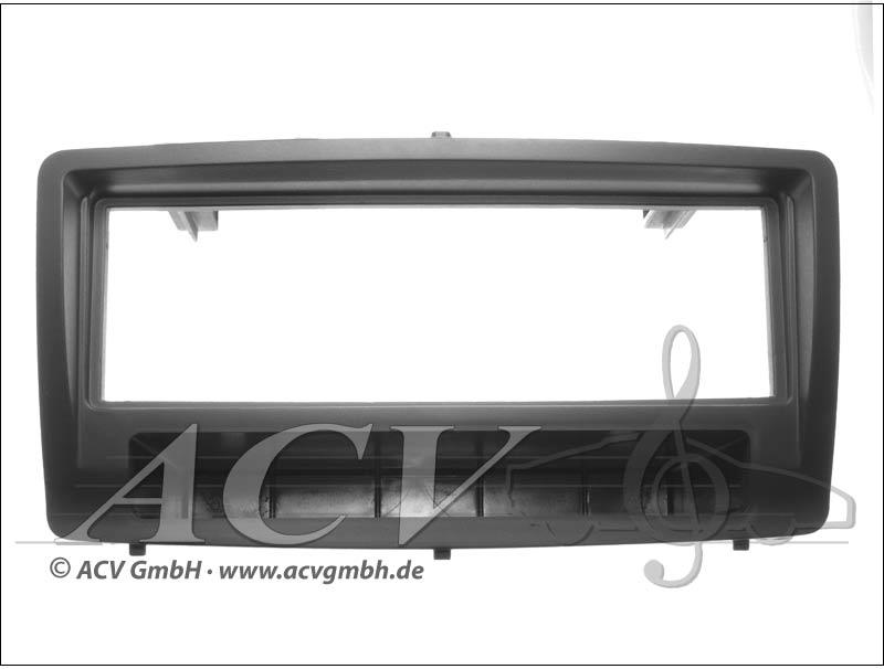 ACV 281300-02 Radioblende Toyota Corolla schwarz