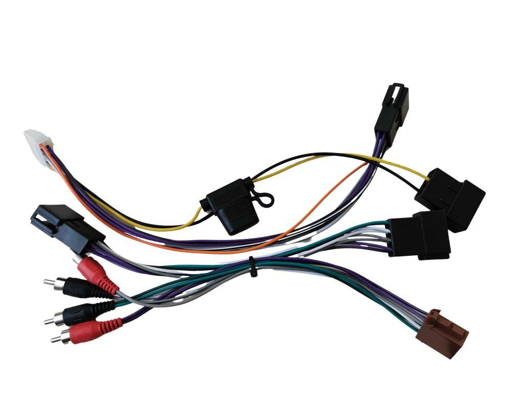 Audio System CO-35.4 CABLE SET Ersatz-Kabelsatz