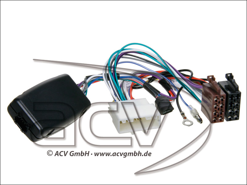 ACV 42-1215-701 Wheel Adapter Nissan-> Kenwood