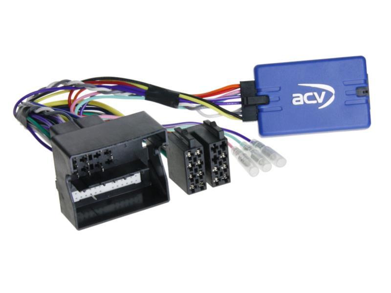 ACV 42-VX-504 SWC Opel Antara 2011 >> Blaupunkt