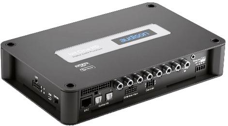 Audison Bit One HD 32 bit DSP Prozessor, 24 bit AD und DA Wandler