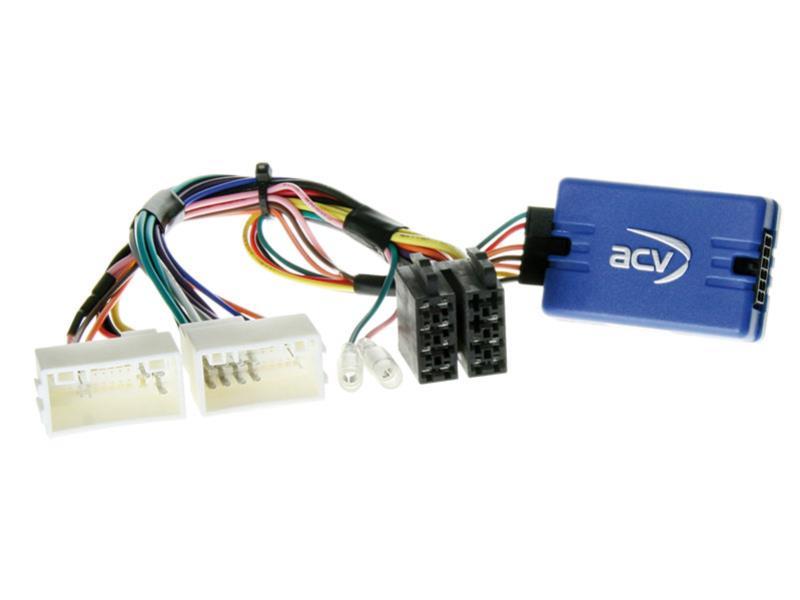 ACV 42-HY-508 SWC Hyundai i30 / i40 / Kia C'eed / Sorento > Blaupunkt
