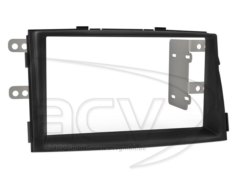 ACV 381178-24 Kia Sorento 2010 -> Double-DIN installation kit