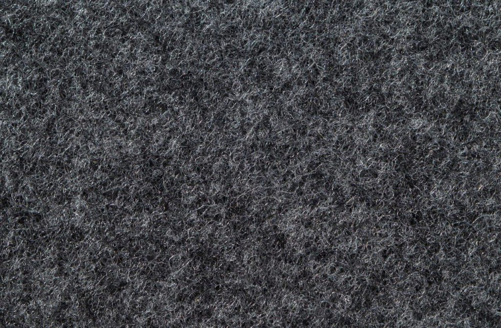 AUDIO SYSTEM Z-FLEECE GREY 008 Bezugsteppich grau 1,5m x 3m = 4,5 m²
