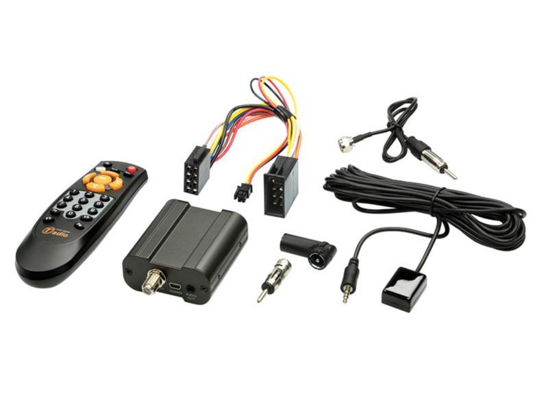 ACV 76-DAB-2 AutoDAB Universal Interface via FM signal
