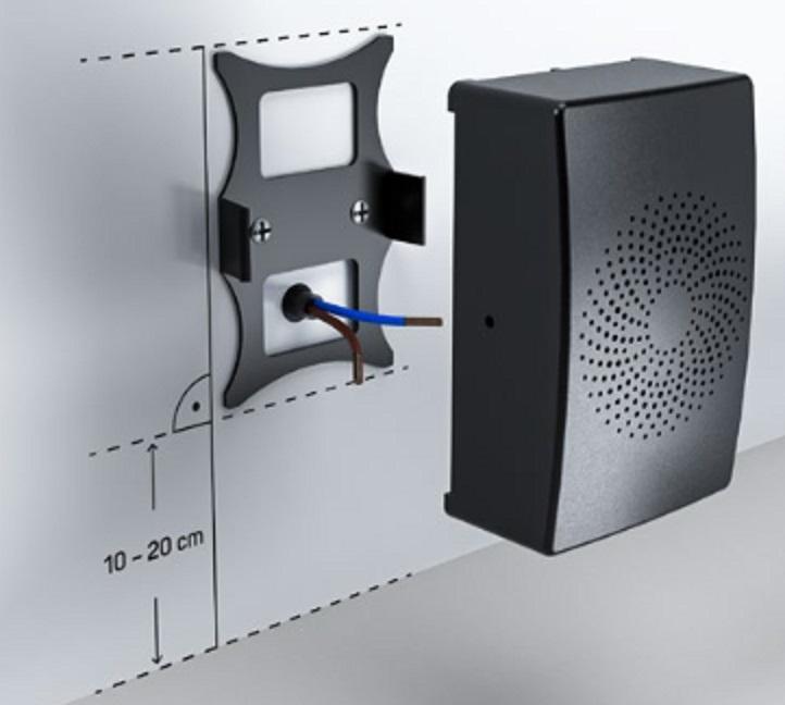 Thitronik 101287 G.A.S.-pro III CO Gaswarner Gasdetektion Flüssiggas-/KO-Gassensor