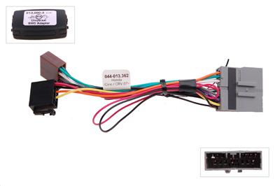 RTA 013.362-0 Volant avec direction adaptateurs de roues de contrôle à distance pour les véhicules sans CAN contrôleur de bus