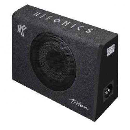 Hifonics TBP800.4 800 Watt Basspack Hifonics TRS-250 + Triton 4 Kanal Verstärker + Kabelset Hifonics TBP-800.4 Paket