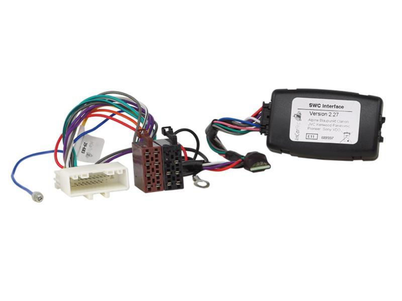 ACV 42-1215-703 SWC Nissan 370Z > Kenwood
