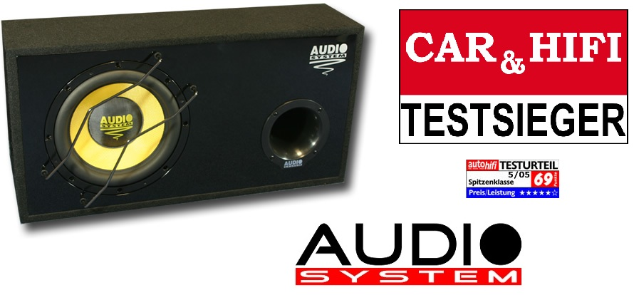 Audio System X 12-800 br X - ION 12-800 BR Bass Reflex Housing XION 12-800