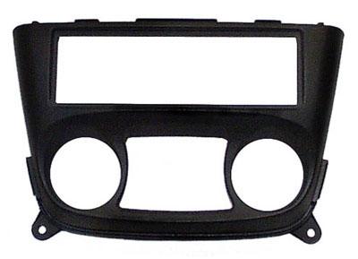 RTA 000.272-0 1- DIN Einbaurahmen, ABS schwarz NISSAN Almera alle Modelle /95 ->