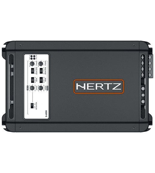Hertz HDP 4 - 4-Kanal Verstärker HDP4 D-CLASS 4 CHANNEL AMPLIFIER 4x250 Watt