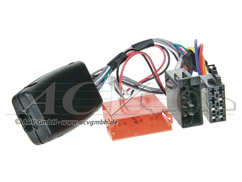 42-1444-601 steering wheel adapter Citroen / Fiat / Peugeot 06 -> Sony