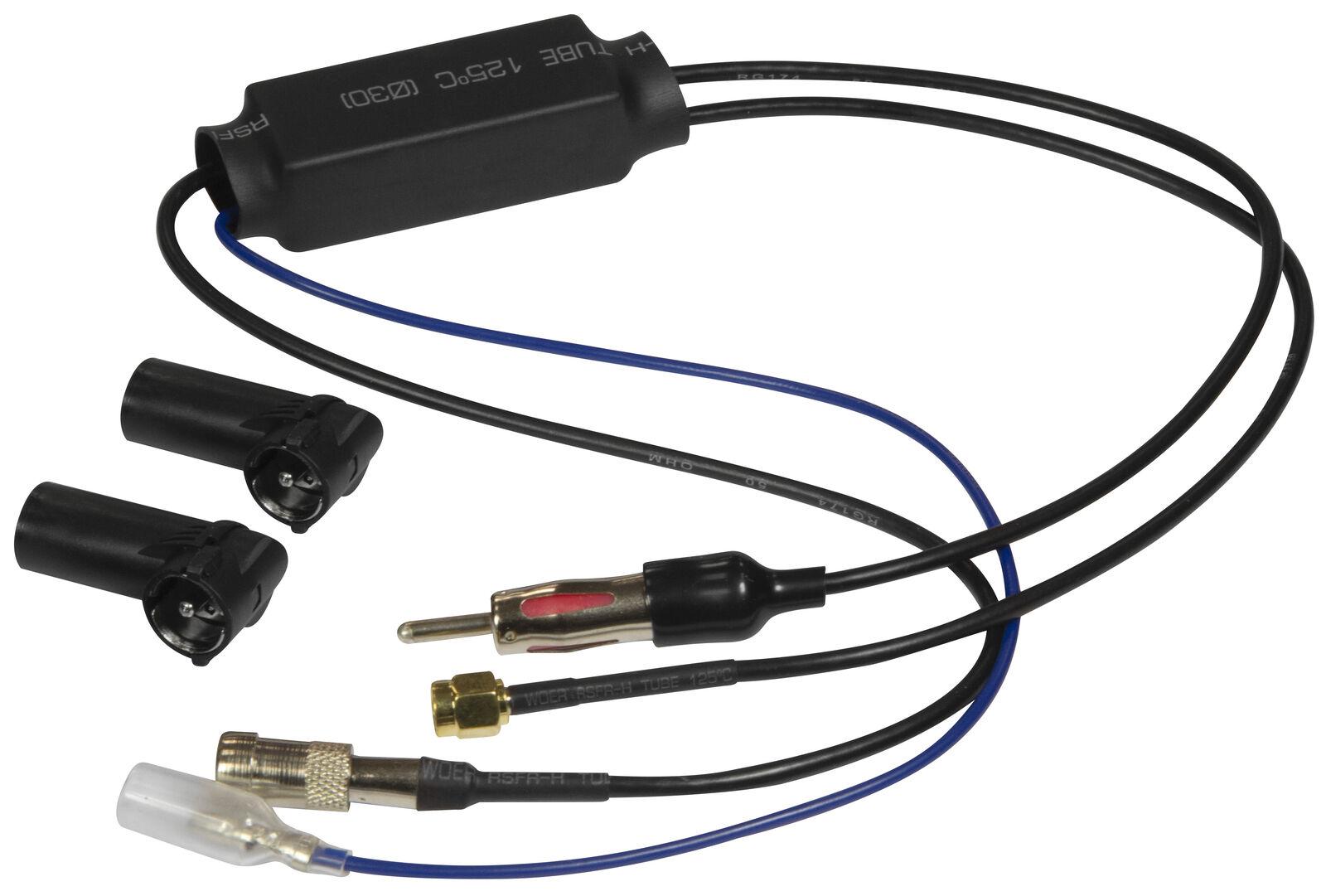 ESX VNA-SPLITTER-ECO DAB/FM Aktivsplitter inkl. Adapter
