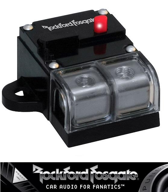 ROCKFORD FOSGATE RFCB200 Sicherungsautomat RFCB 200