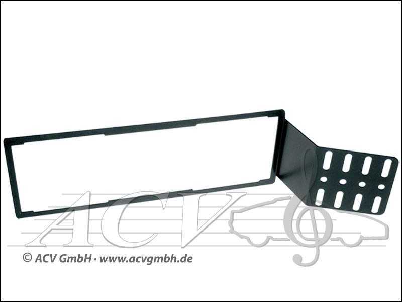 ACV 281000-02 support universel ISO (noir)