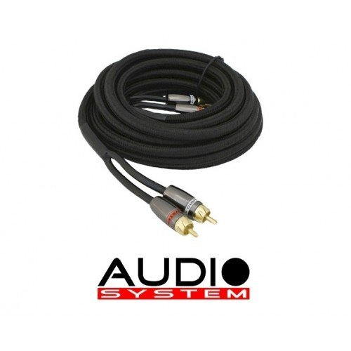 AUDIO SYSTEM Z-PRO 2,5 HIGH-END Cinchkabel 2,5 meter