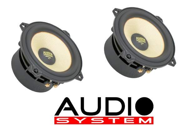 Audio system AX 130 C 130 mm extreme kick bass AX130c