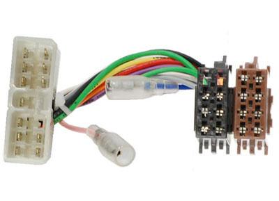 RTA 004.180-0 Adapterkabel fahrzeugspezifisch für ISUZU und OPEL Fahrzeuge