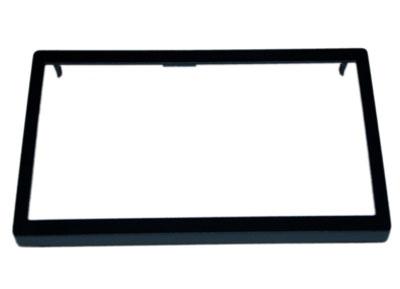 RTA 002.012-0 Abdeck- Zierrahmen für 2-DIN Blenden universal ohne Rastnasen CHEVROLET Epica, MERCEDES E-Klasse, TOYOTA Yaris