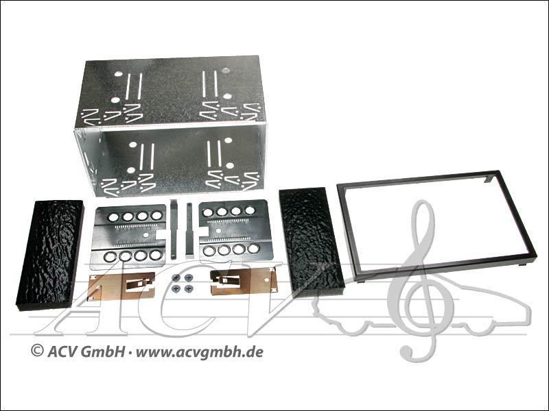 ACV 381230-00 Kit universel double-DIN (RAM 1709)