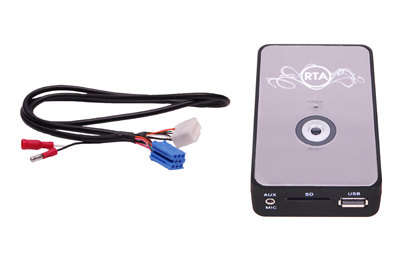 RTA 008.302-0 USB - SD - AUX-IN Adapter  für ALFA ROMEO, Fiat