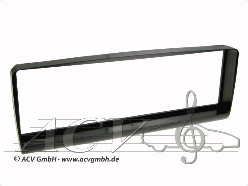 Radioblende Alfa 156 schwarz