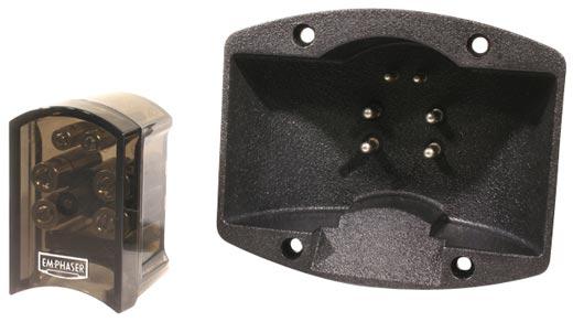 EMPHASER ESP-T2 High Current Speaker Teminal, Subwoofer-Terminal