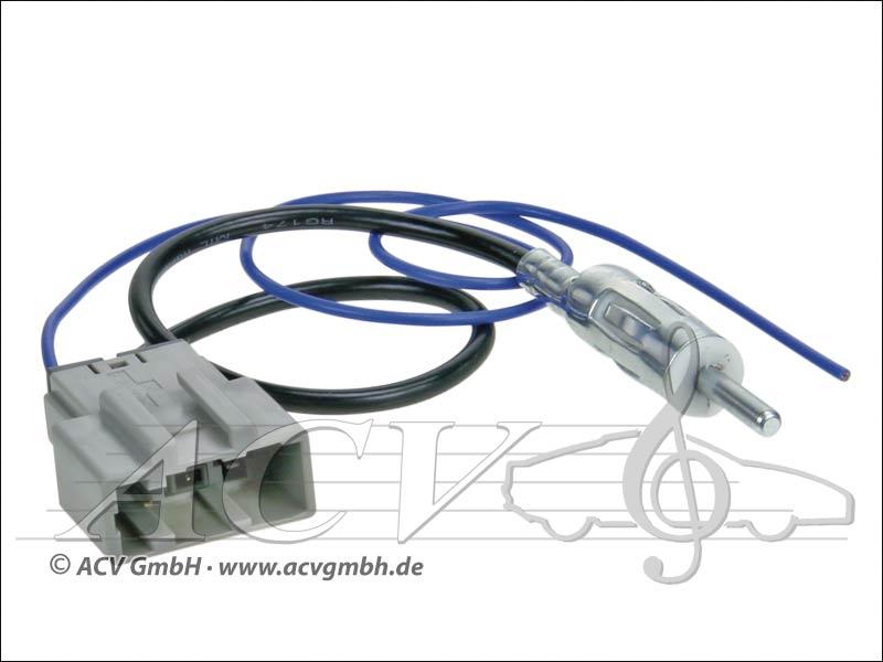 ACV 1512-1501 Nissan DIN Antenna Adapter