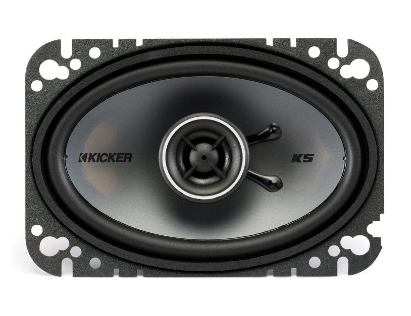 """KICKER KSC46 (KSC464) 4x6"""" Coax-LS"""