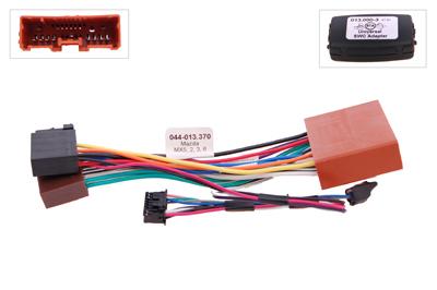 RTA 013.370-0 Volant avec direction adaptateurs de roues de contrôle à distance pour les véhicules sans CAN contrôleur de bus