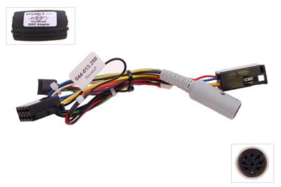 RTA 013.258-0 Volant avec direction adaptateurs de roues de contrôle à distance pour les véhicules sans CAN contrôleur de bus