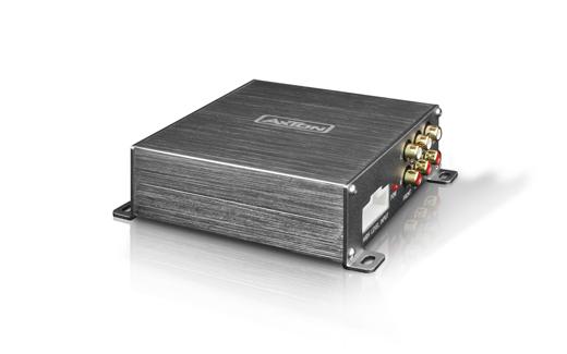 AXTON A500DSP 5-Kanal DSP-Vorverstärker iOS und Android