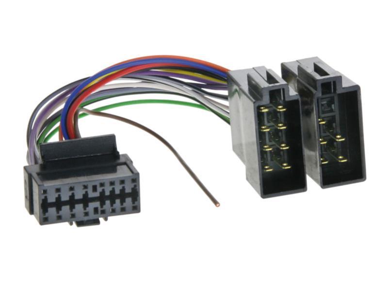 ACV 458005 RAK -> ISO CLARION CZ-Serie -> 16 PIN
