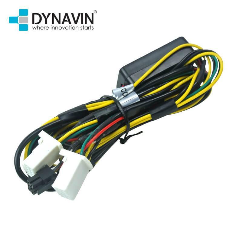 Dynavin DVN Y USB Y- USB Kabel zum Anschluss von DVB-T und DAB Tuner