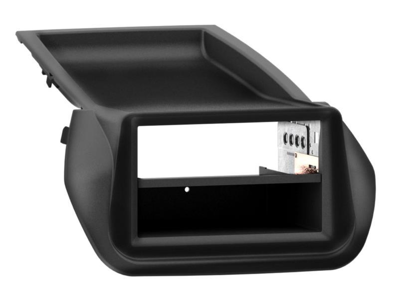 ACV 281040-13 2-DIN RB mit Fach Fiat / Citroen / Peugeot schwarz