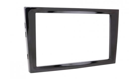 RTA 002.150P0-0 Double DIN lunette principale, l'optique de piano , noir brillant Opel m . Knick04 >