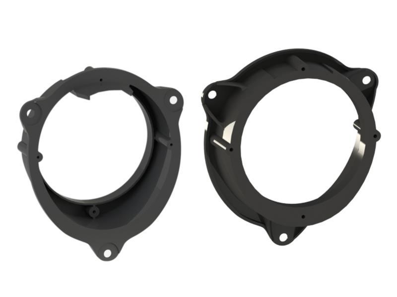 ACV 271190-19 Speaker rings Ø 130 mm Mercedes Citan / Kangoo > foor front
