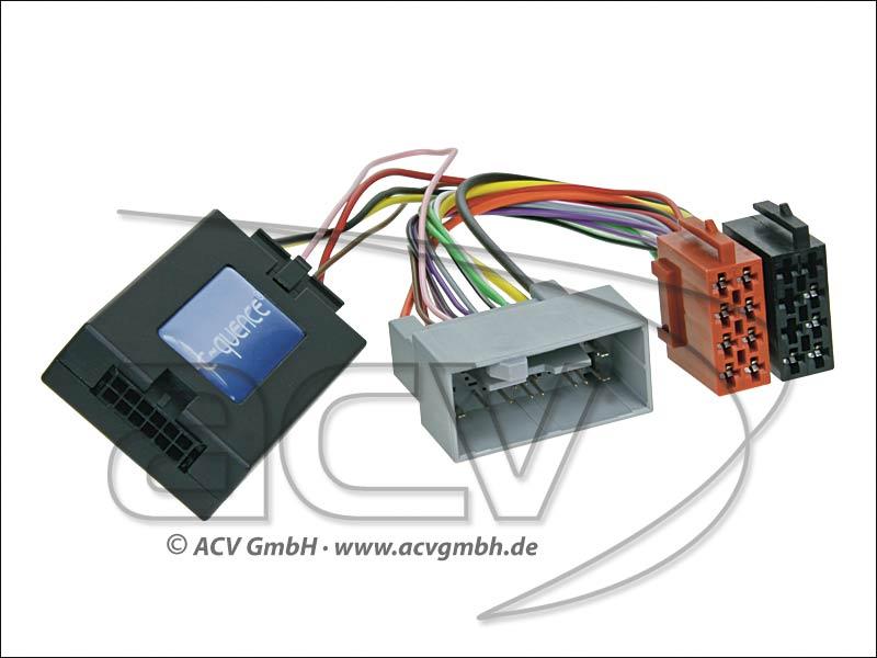 ACV 42-HO-203 Honda Fit Wheel Adapter / Jazz-> Panasonic