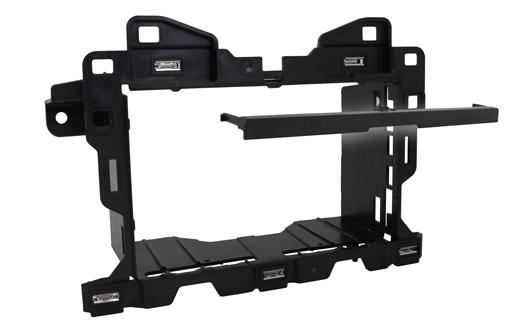 Zenec Z-EACC-MBF - ZENEC Mounting Frame for MB Sprinter III
