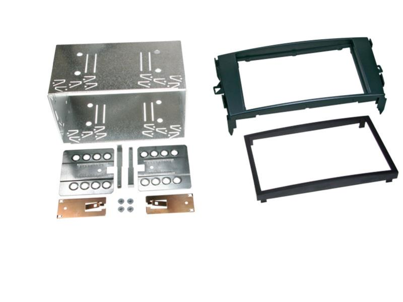 ACV 381300-13-2 2-DIN RB Toyota Auris 2007 > schwarz