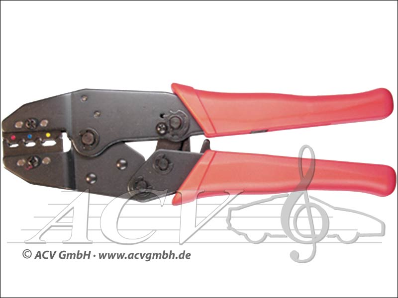 ACV 2615040 crimping tool for insulated contacts