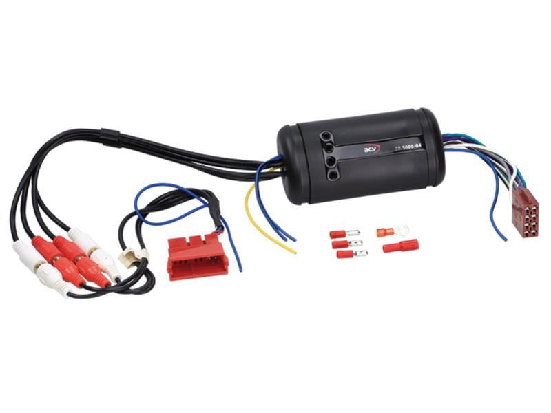 ACV 1335-04 Full Active System Adapter Audi > 4 - channel