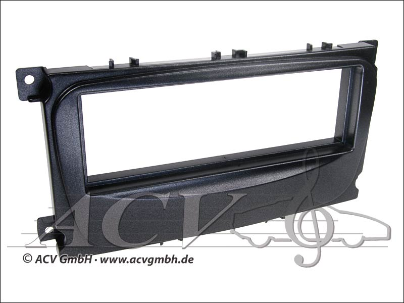 Radio panel rubber touch Ford Mondeo / Focus / CS-MAX / Galaxy