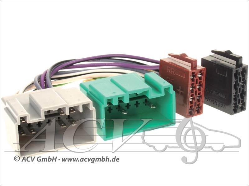 ACV 1353-02 Volvo Radio cable