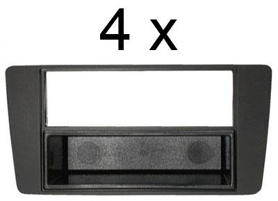 RTA 001.132-2 2 - montage sur rail DIN cadre - Atelier Pack, ABS, gris