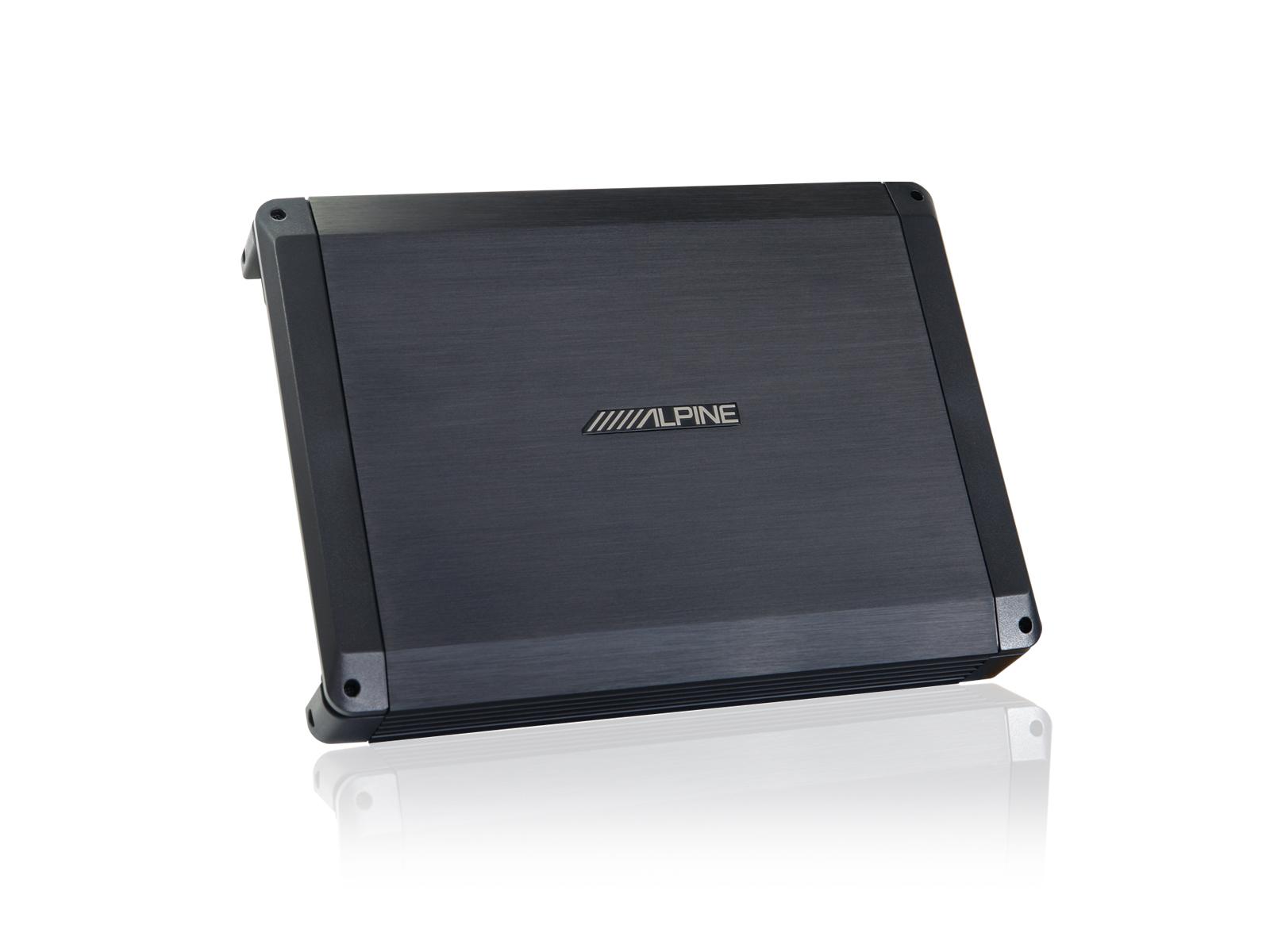 Alpine BBX-F1200 4-Kanal Verstärker 600 Watt Amplifier