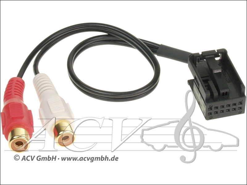 ACV 1424-01 AUX adapter VW
