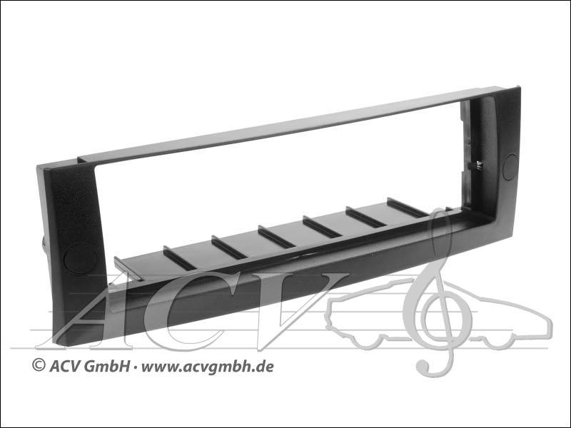 ACV 281200-01 Radioblende Mitsubishi Colt CZ schwarz
