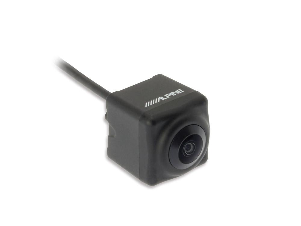 Alpine HCE-CS1100 HDR-Seitenkamera (High Dynamic Range) mit RCA und Kameradirektanschluss
